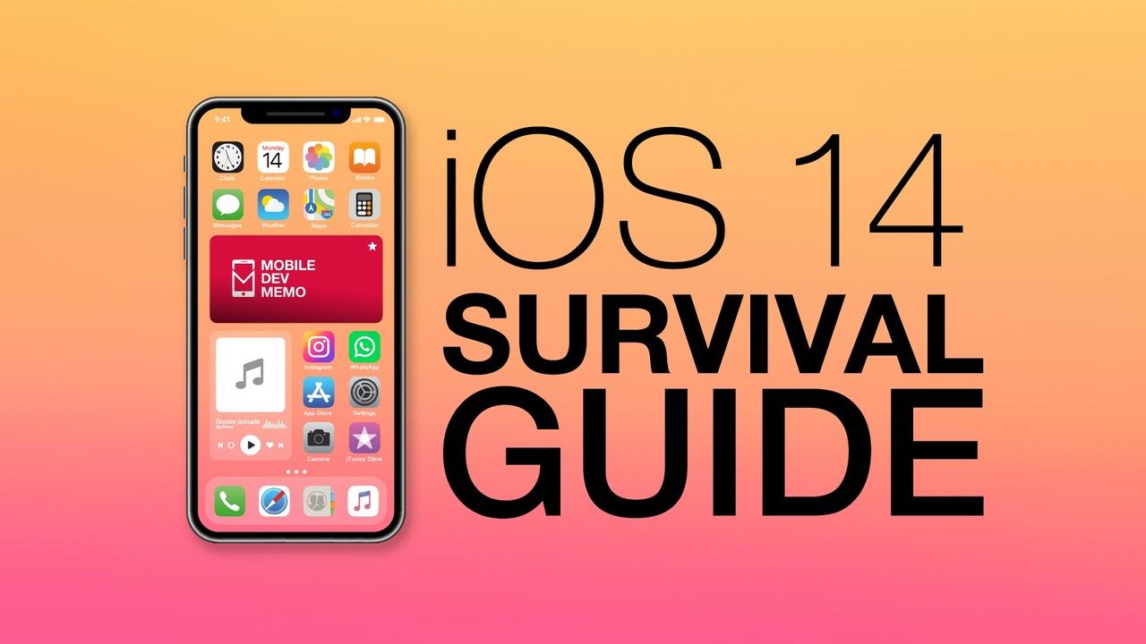 Gdy77cr5sucr8q2mdnsh ios 14 survival guide