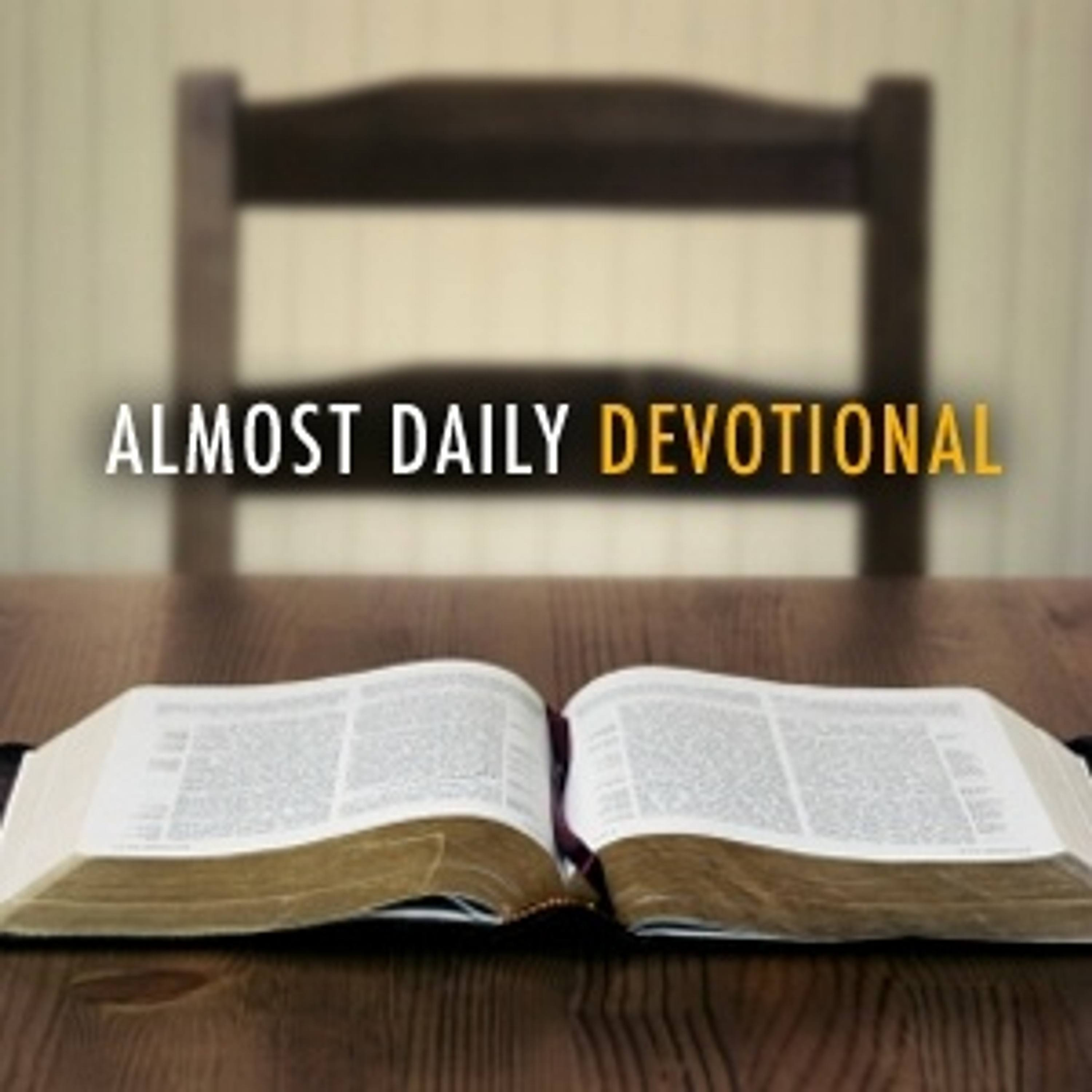 Almost Daily Devotional