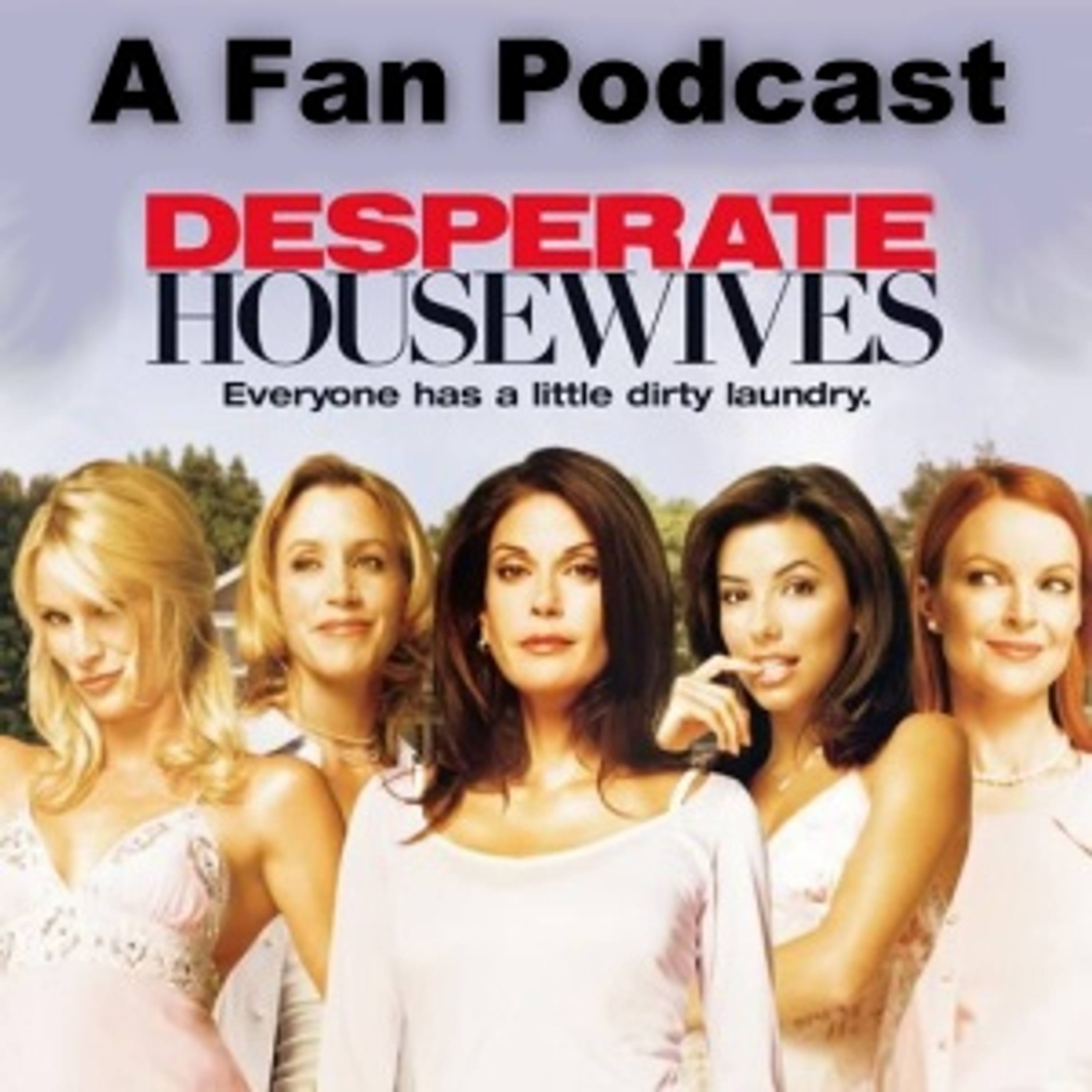 Desperate Housewives Fan Podcast