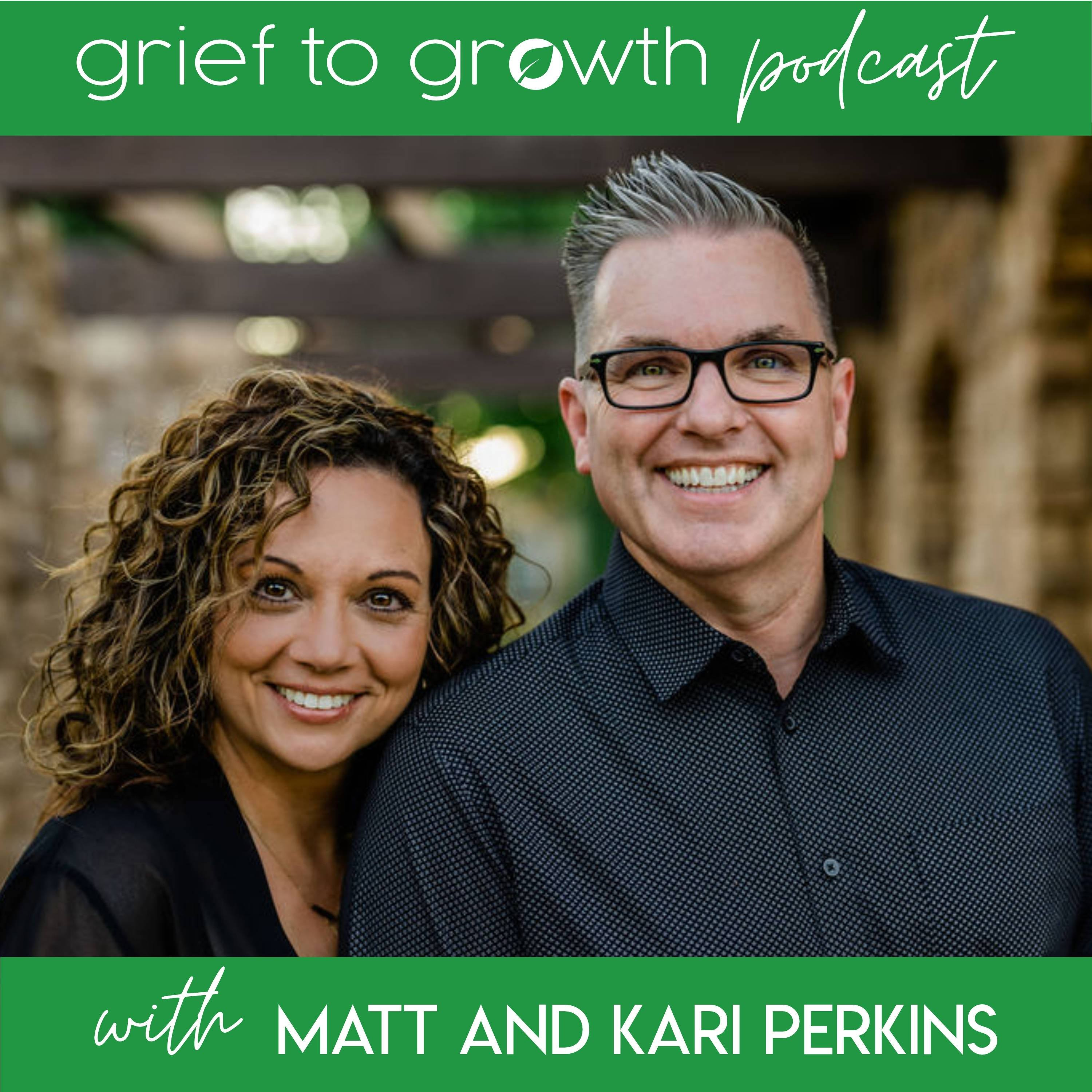 The Grief to Growth Podcast