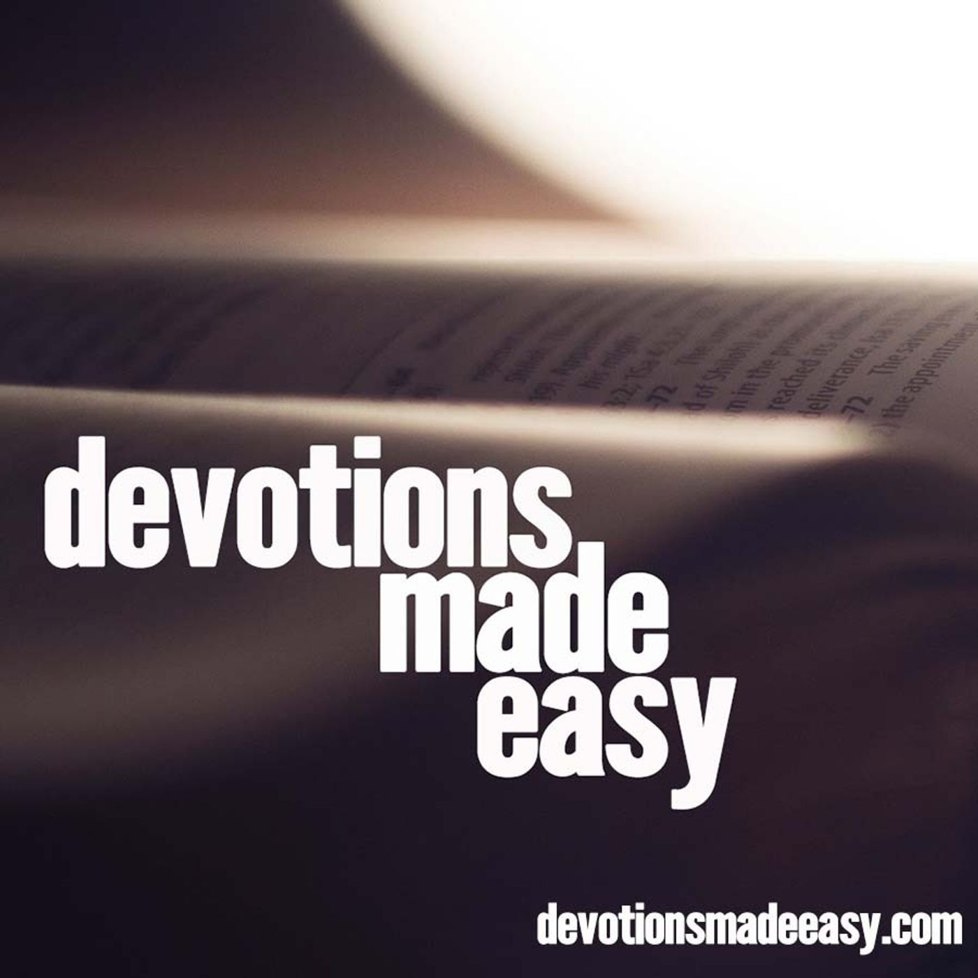 devotions made easy