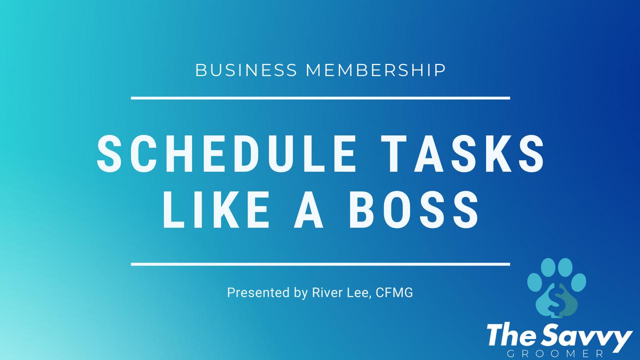 O9agg1httco9xkxdcqdg schedule tasks like a boss