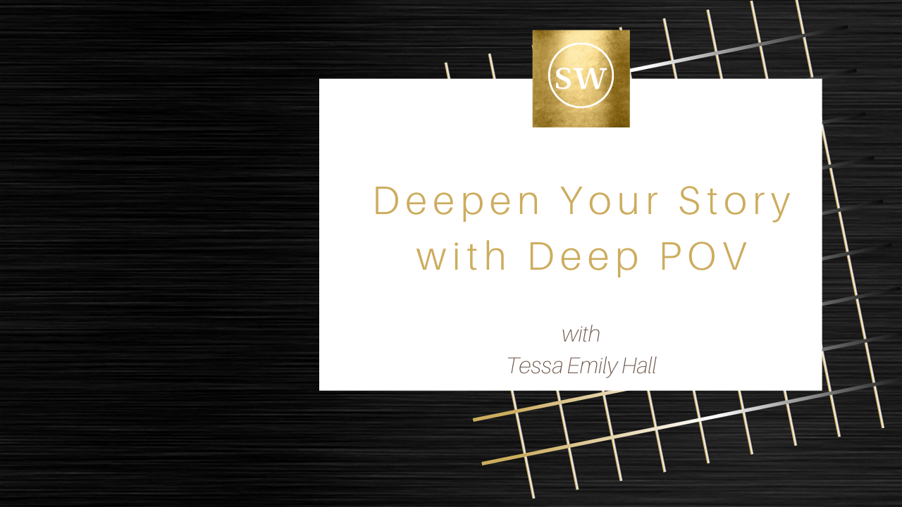 Xquyn9tatemqmvrry1an hall deepen your story with deep pov
