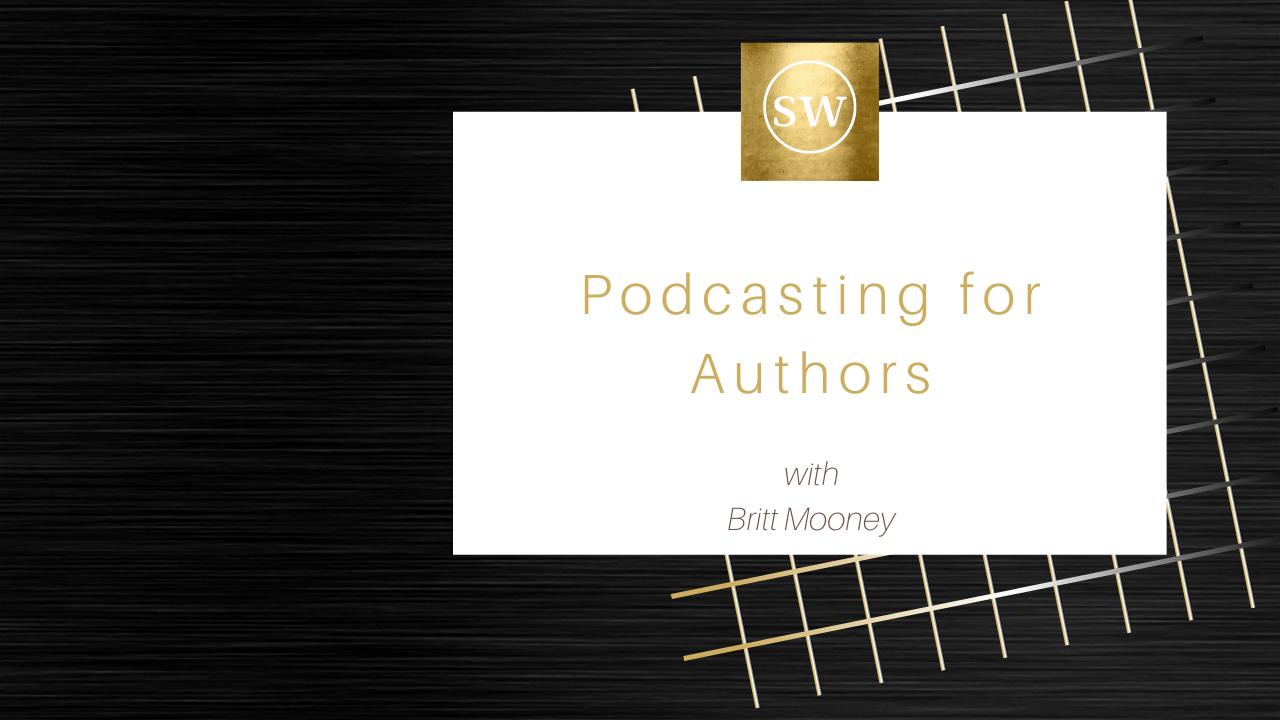 Y8bt9bntrtu3jsycatd6 podcasting for authors