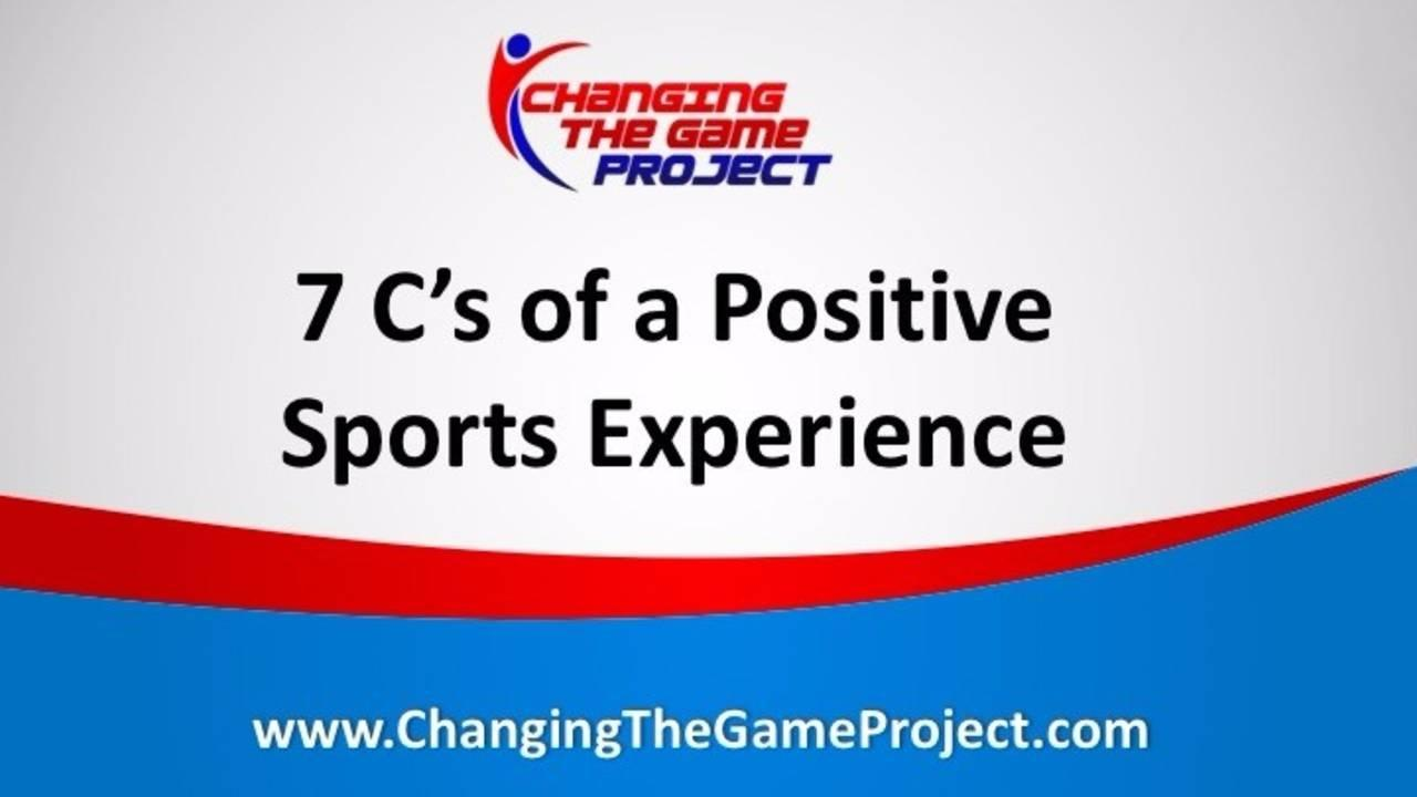 Bh3c9r6q1mjd7lslc5na 7 cs of a positive sports experience