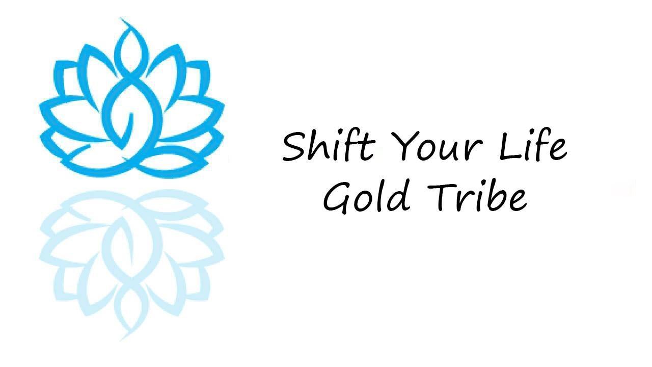 81nvfba6scvpvbqjzllq shift your life gold tribe