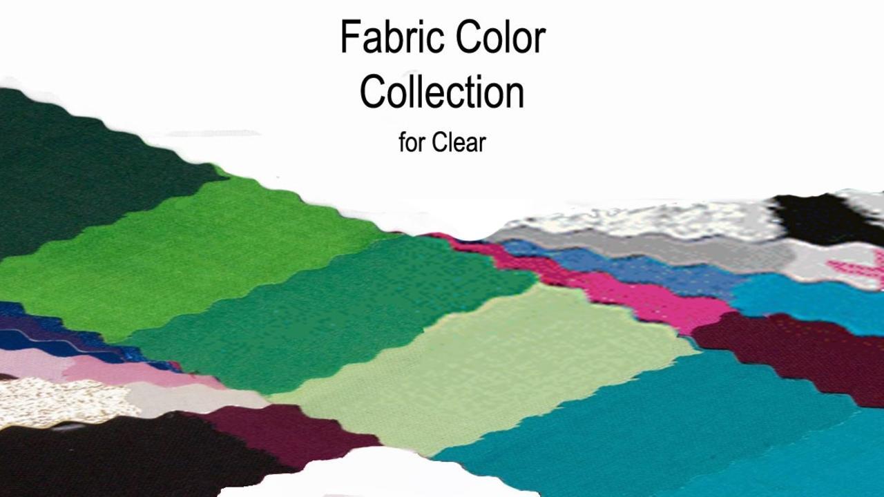 Cjkzsfhdqy6o6hodiwoe clear fabric collection