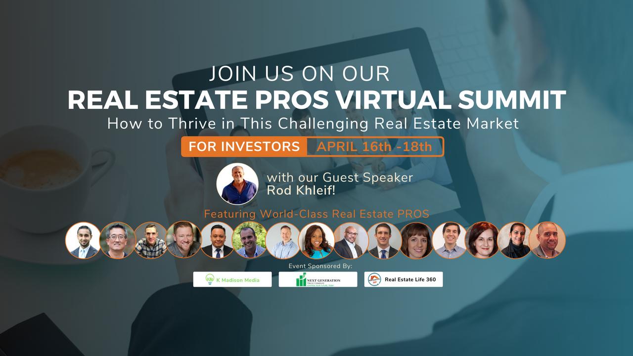 Wgboqw4bsuocg6duwdri real estate pros virtual summit investors