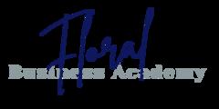 Daan5shpraa3c9rn4fnu floral business academy logo grey blue rect