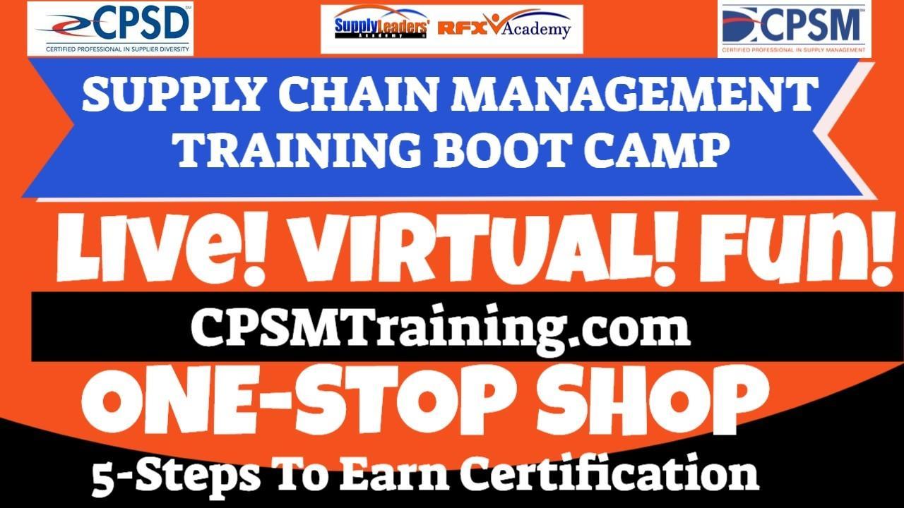 Nhggo4wtukmcf84nbea3 supply chain management boot camp
