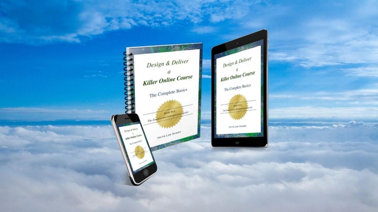 Gcjd6vsbrksidgnf4bqq 1   design deliver a killer online course