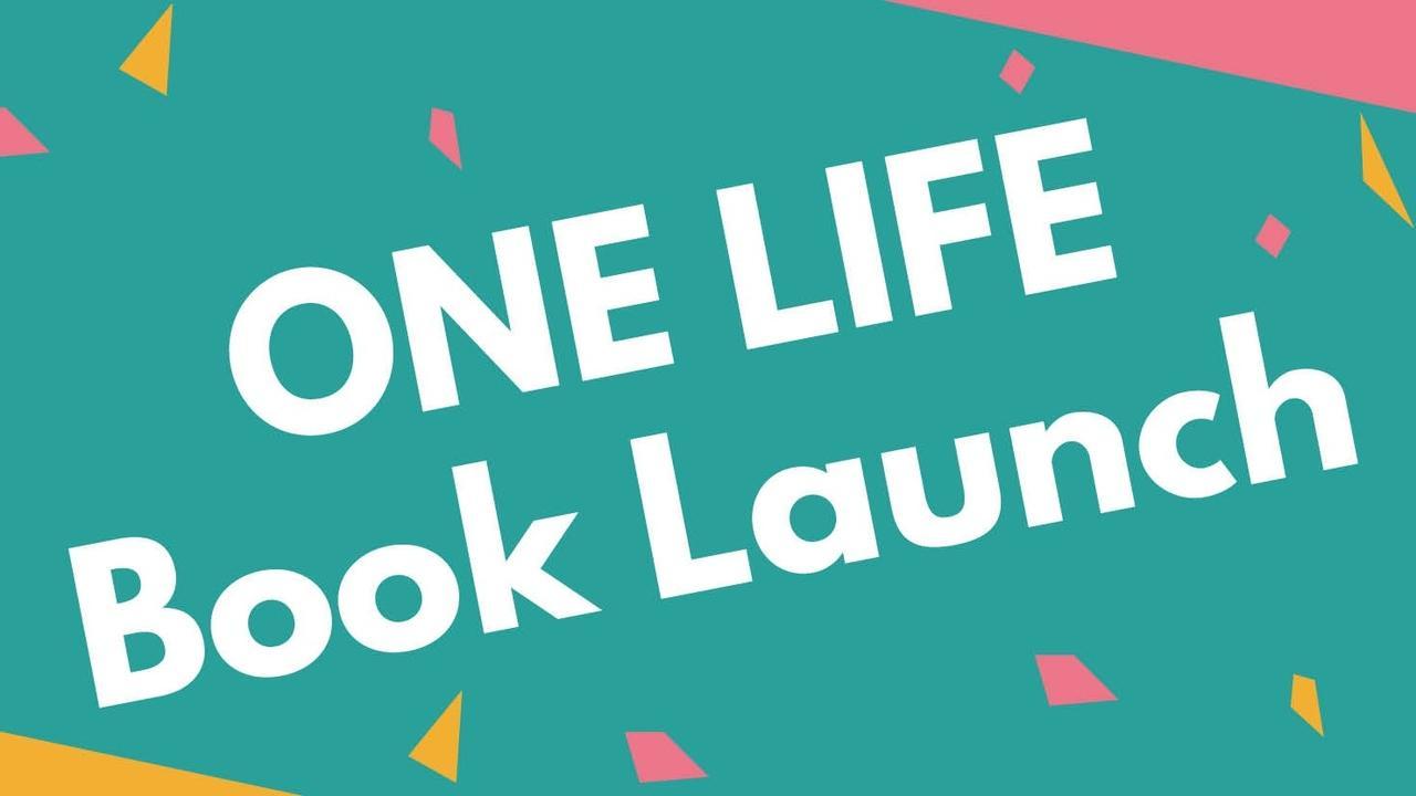 Vgsvp4xssdkxe2fcbnat one life book launch