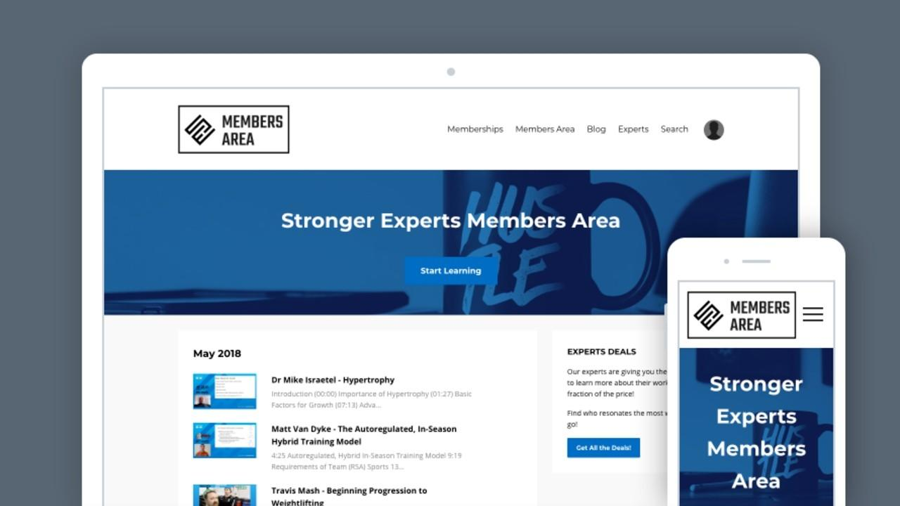 Stronger Experts
