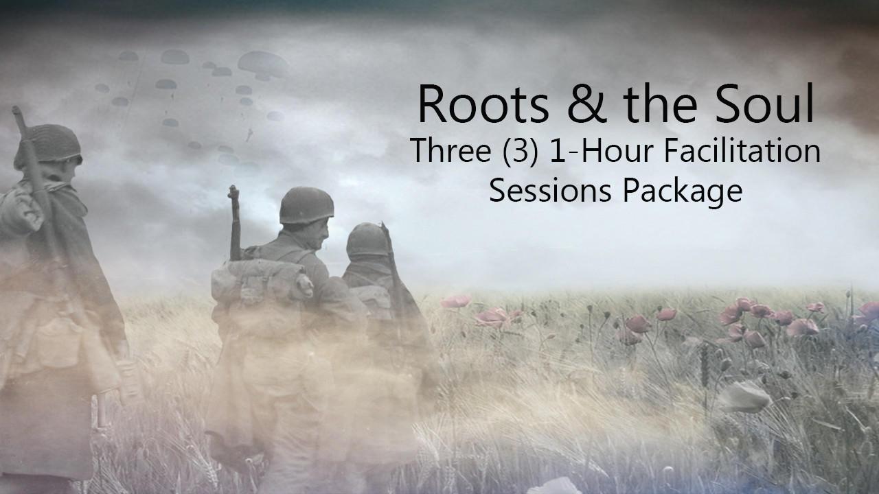 Af6qf0ztuaf18fa2zaak roots and soul 3 hour facilitation