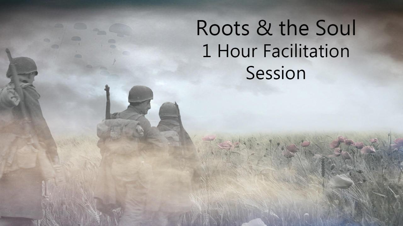 Wxwwt5lqt1efwrtwxekw roots and soul 1 hour facilitation