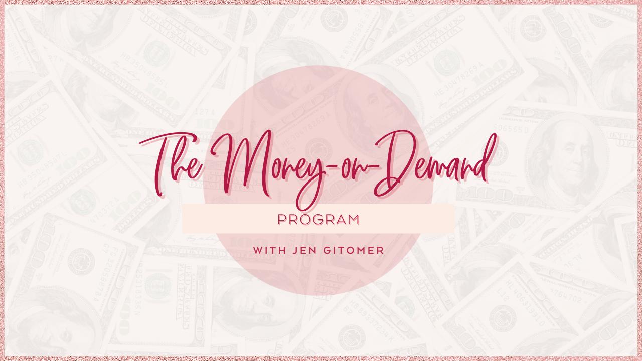 Ifiunusbrrigc2qyemzo money on demand program