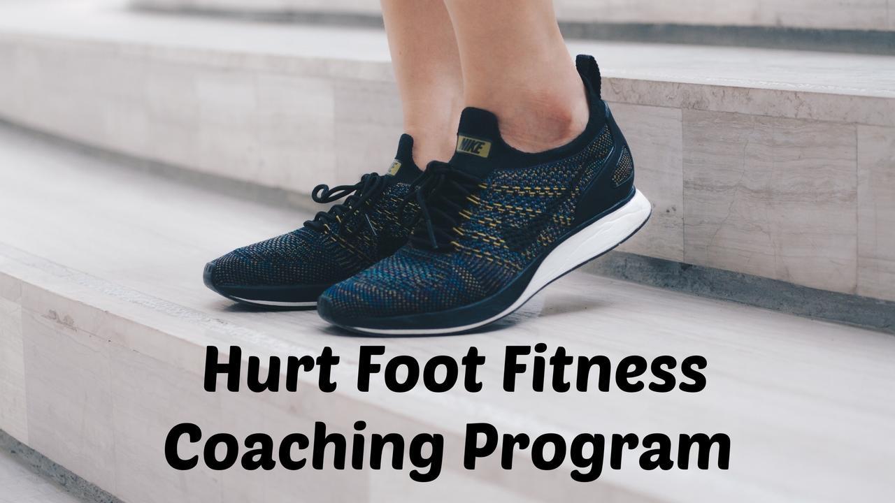 Iarmu7znrmmjfdsypcrg hurt foot fitness