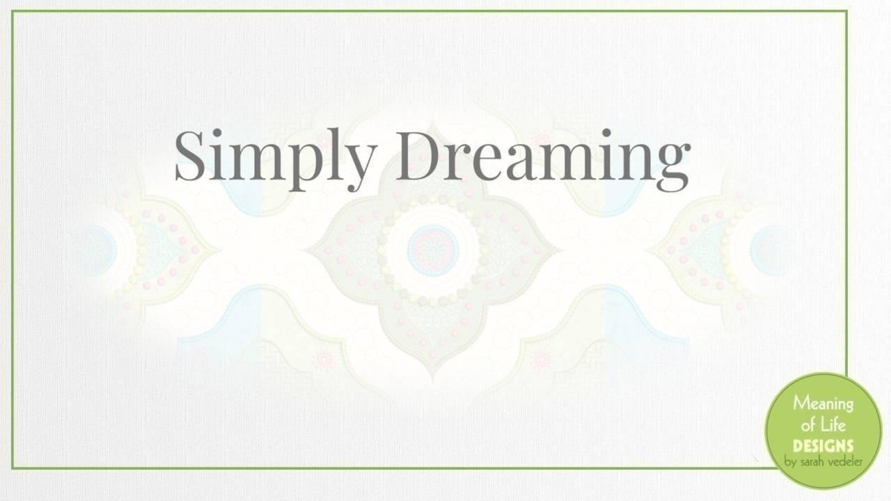 5ctuh7t8suwyfaoyv5li simply dreaming