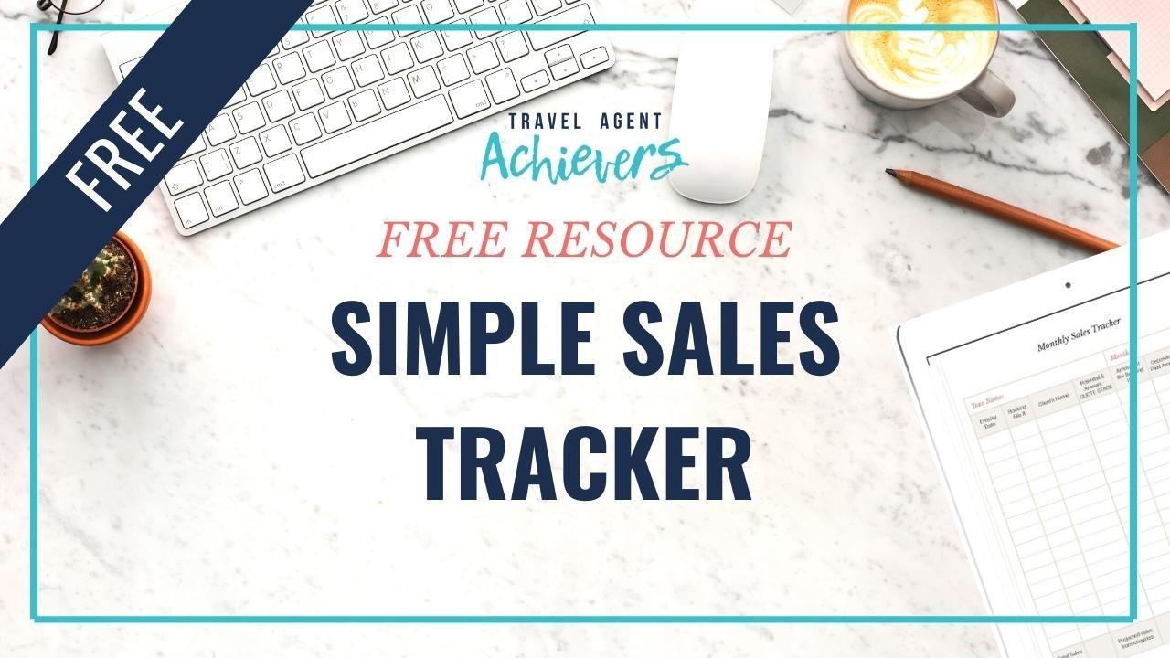 Q3wcoxirsmqw37c4eunl simple sales tracker