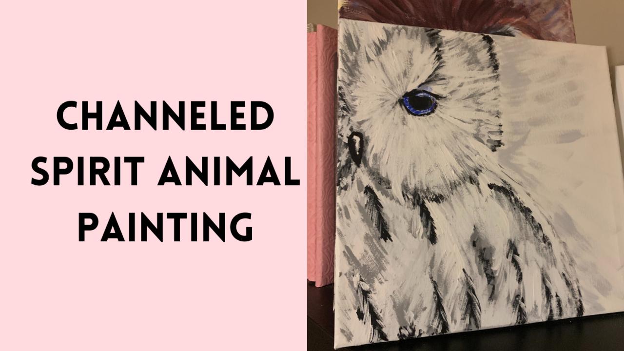 Cgobd840qgi1kffjtgg3 channeled spirit animal painting