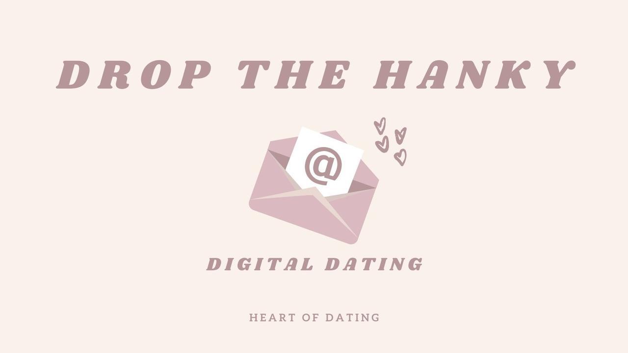 Lj1vibwgsduydivthew9 drop the hanky dating logo