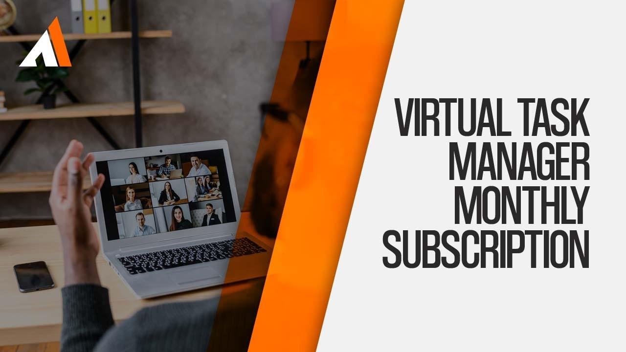 Xhyjmfgetvgqwoccmibu virtual task manager monthly subscription