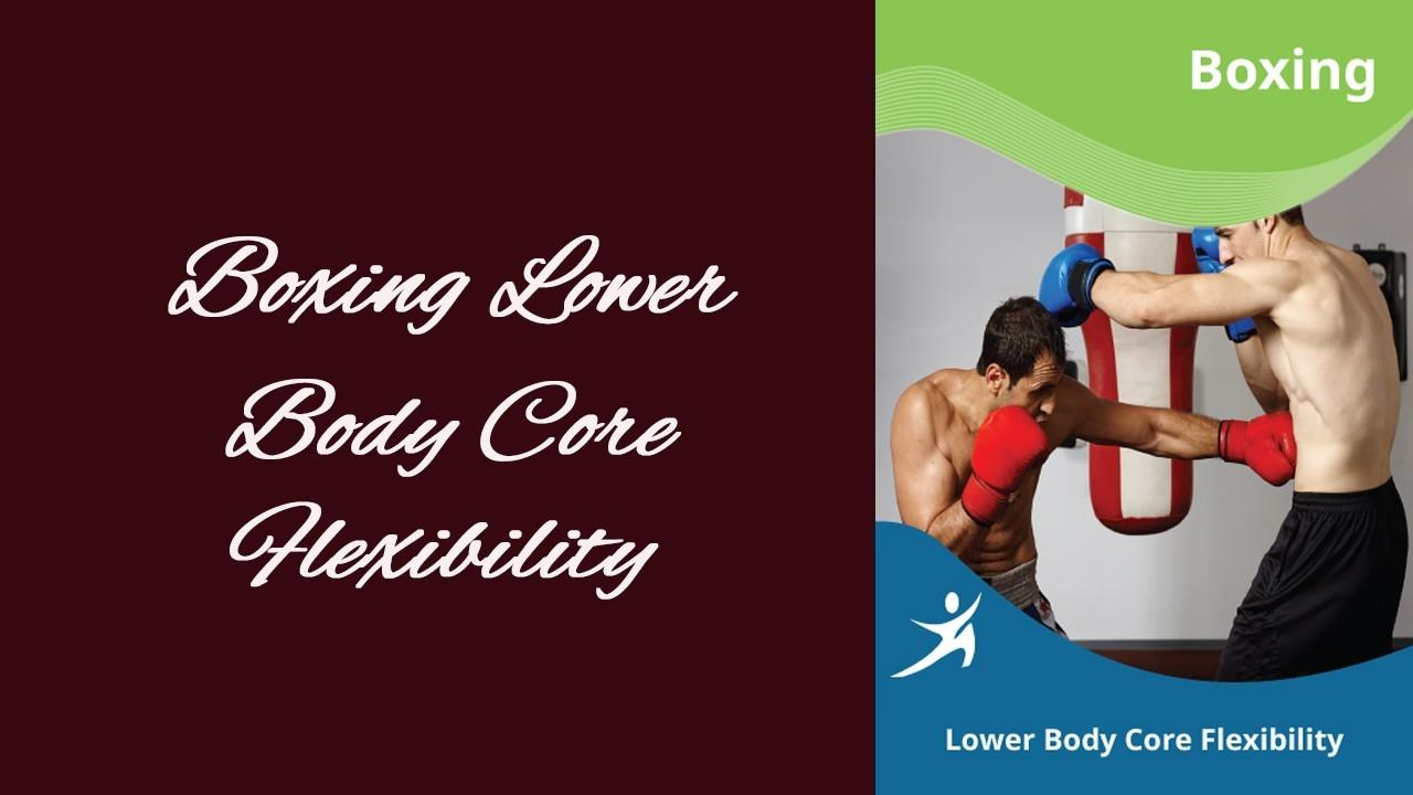 6hb7lzxdsnwtfhnhsjrh online boxing lower body flexibility cover