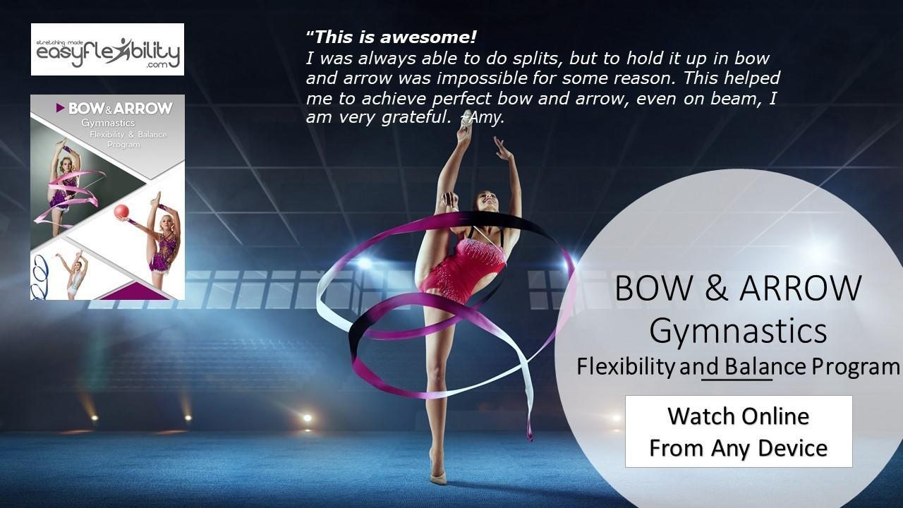 Uew7wjmbr5mtjuxpty5b gymnastics bow and arrow