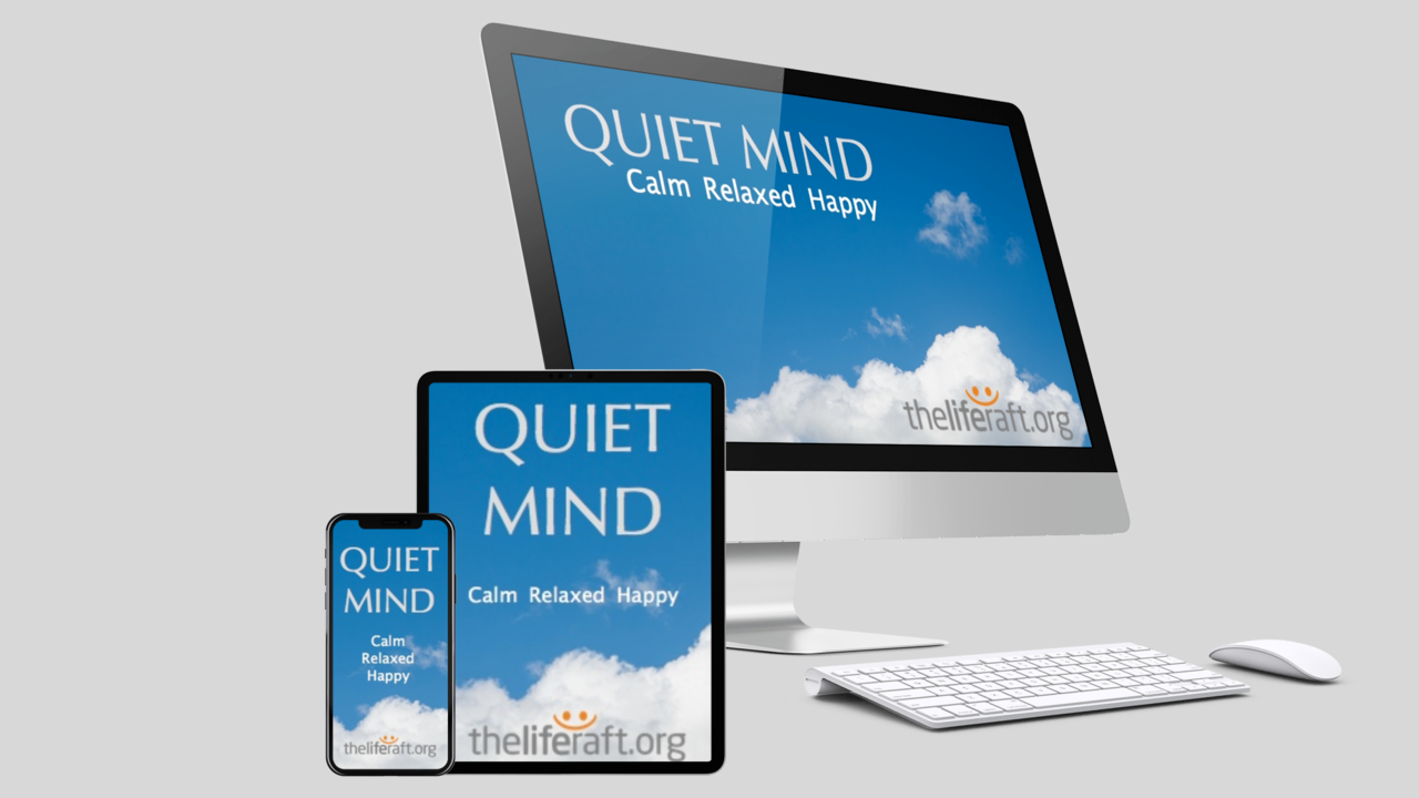 Snuqevcq825qm2jefpqe quiet mind product image