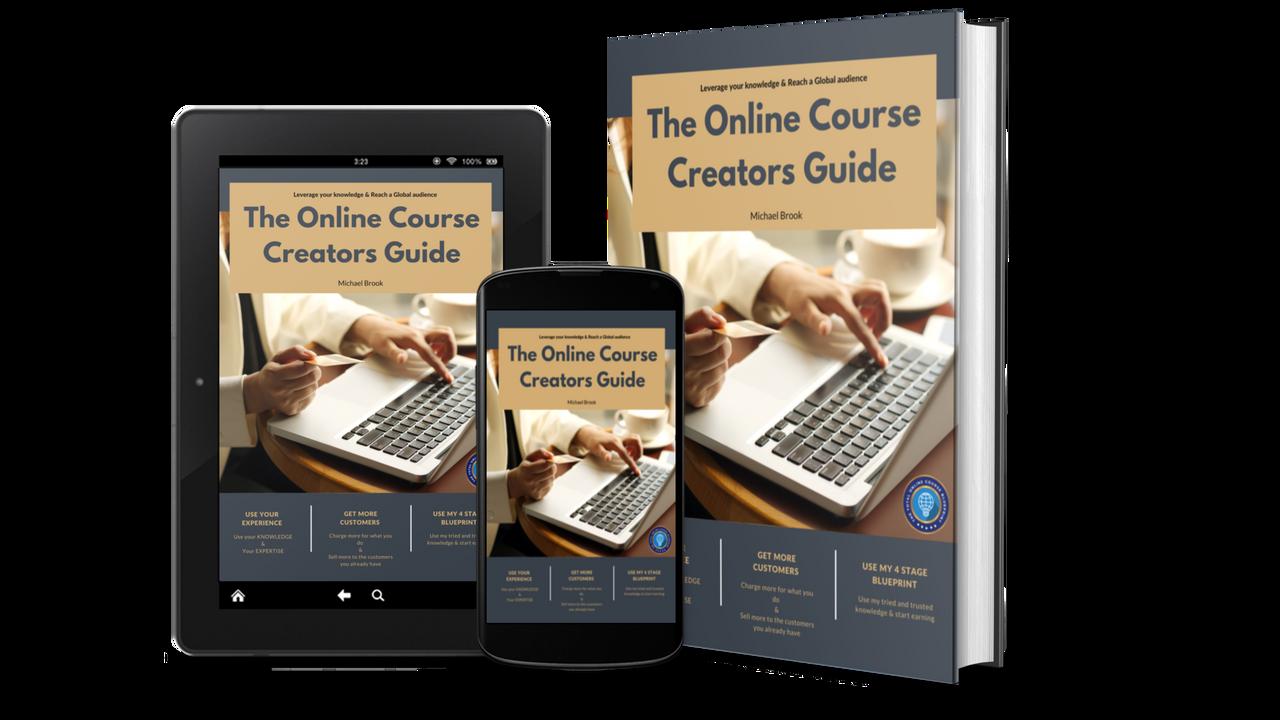 X24lefqsuetujo91pe1q online course creators guide
