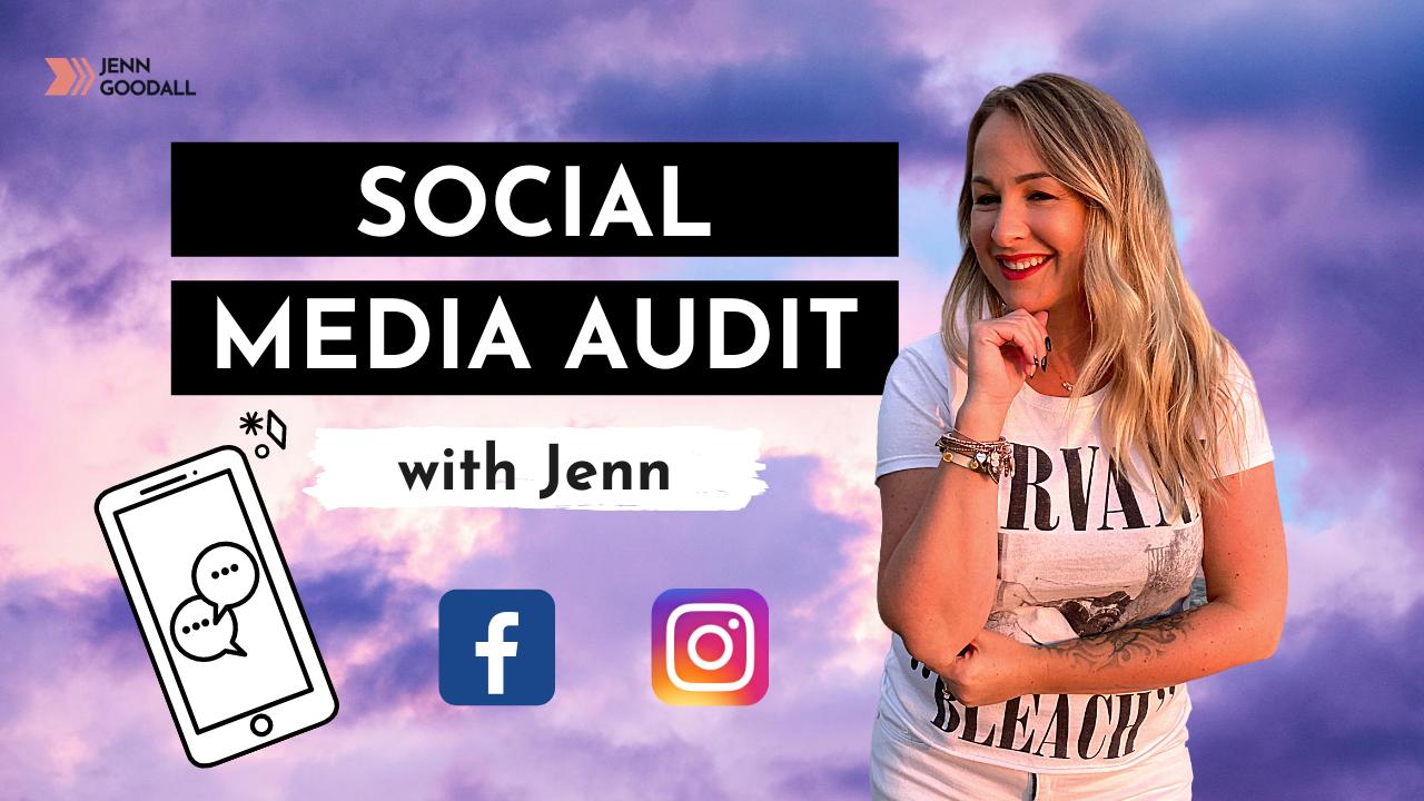W7pgwnmcqkmeostzq8iw social media audit with jenn
