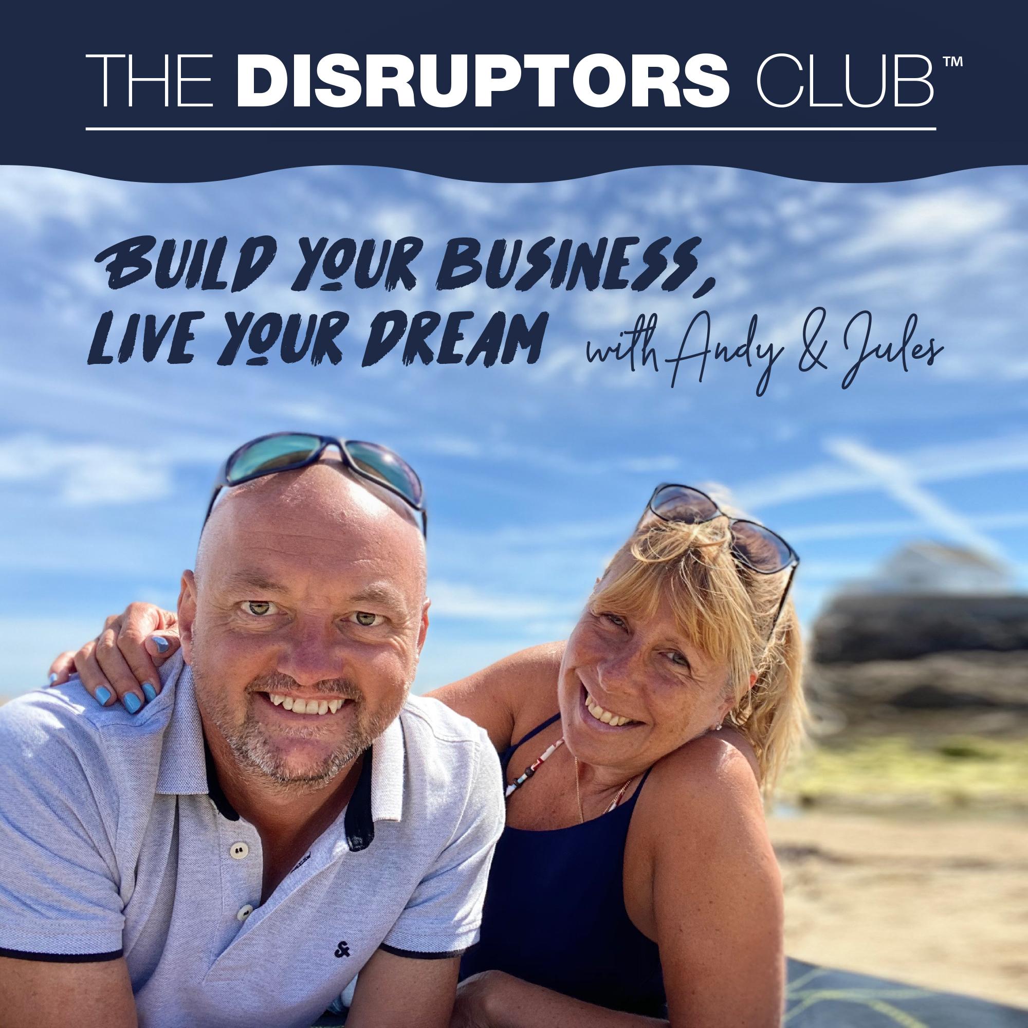 The Disruptors Club Podcast