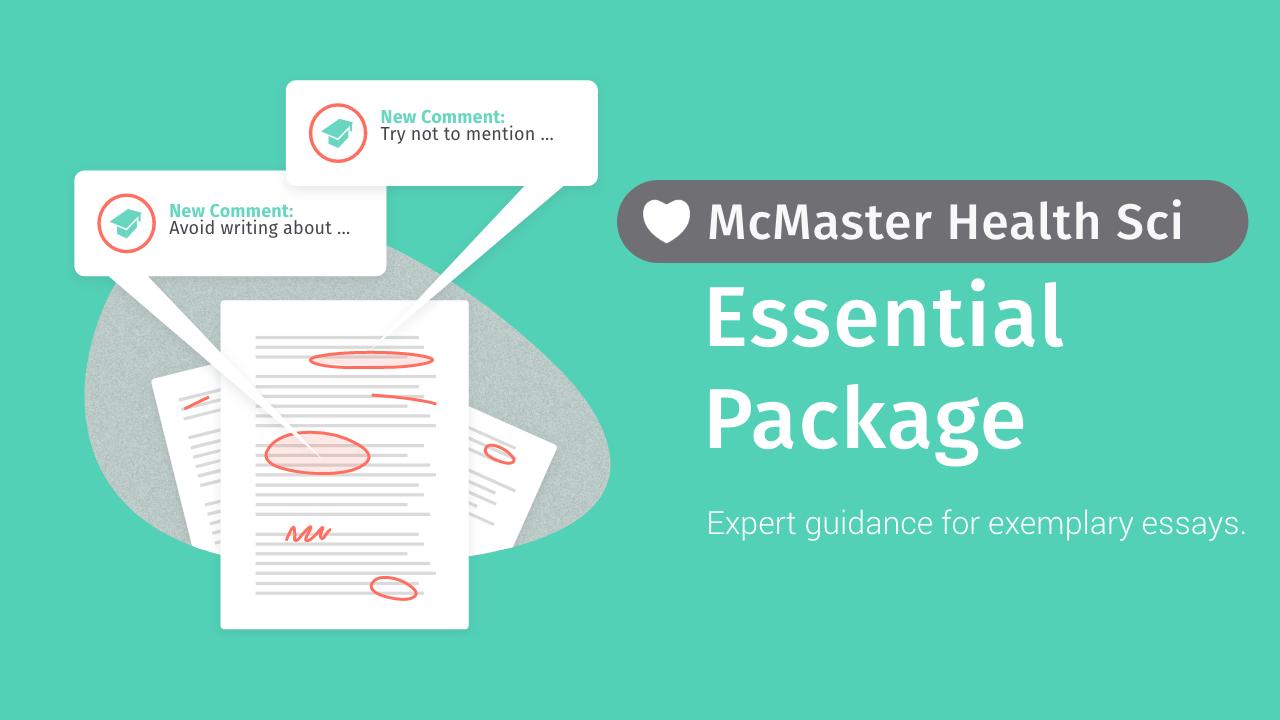 6nzgyeuvseq4jmdh6yks mcmaster bhsc   essential package