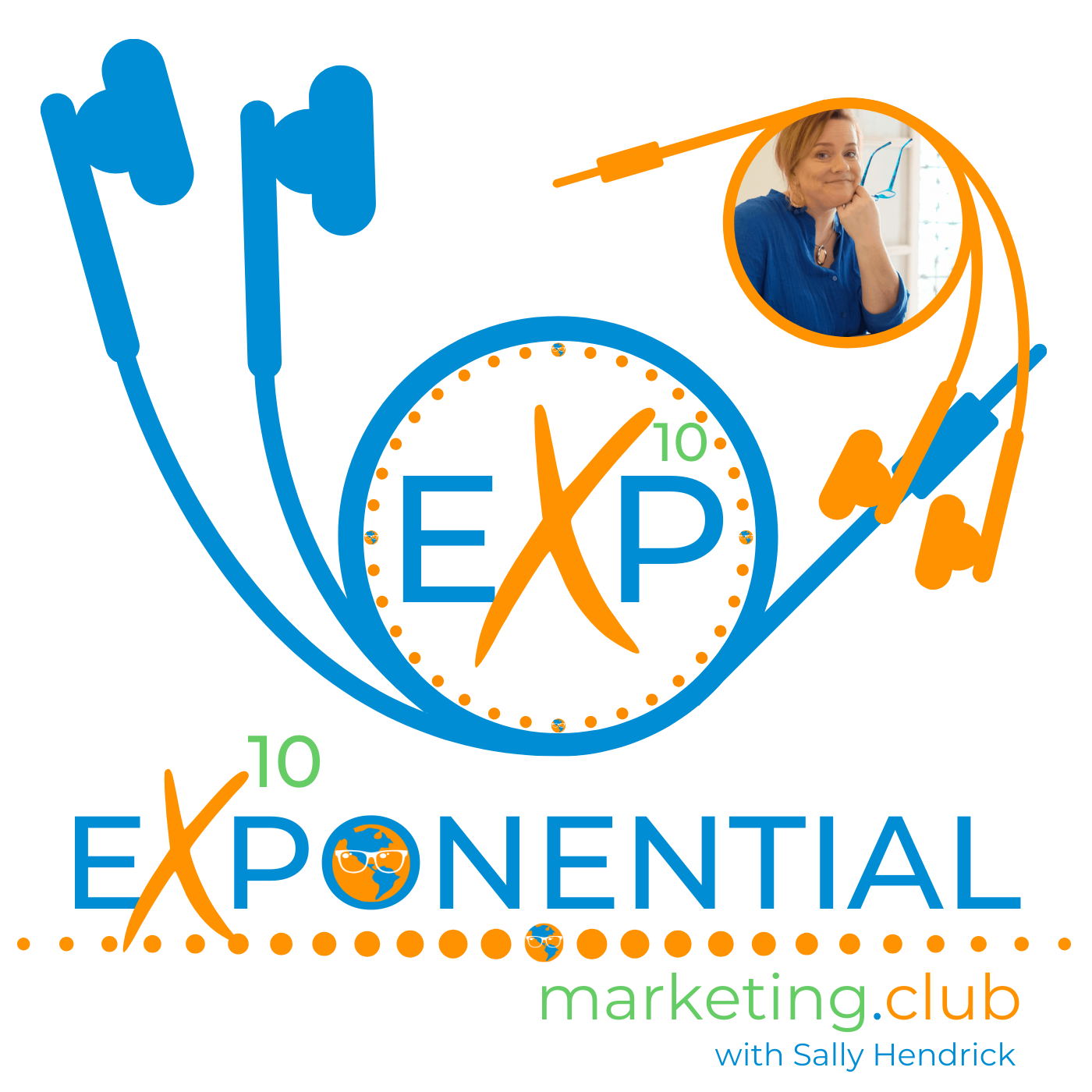 Exponential Marketing with Sally Hendrick