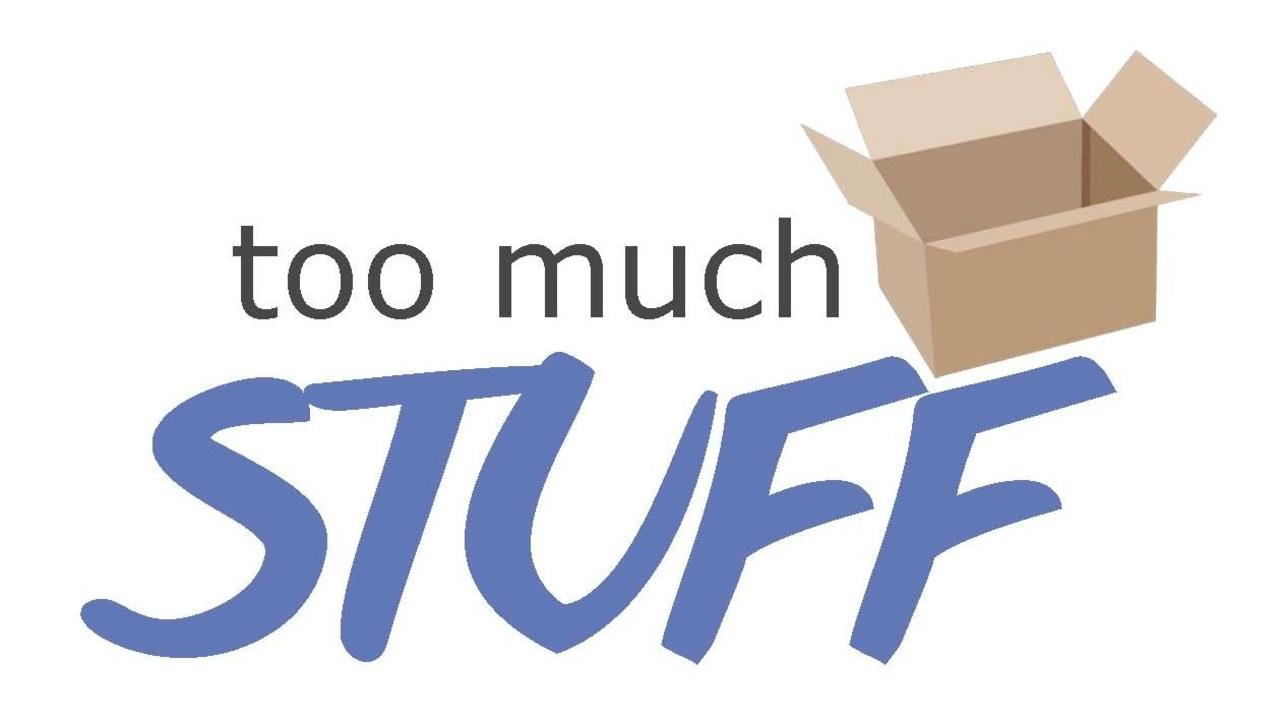 C8h6nxxxrjujqcnceriz too much stuff logo rectangular