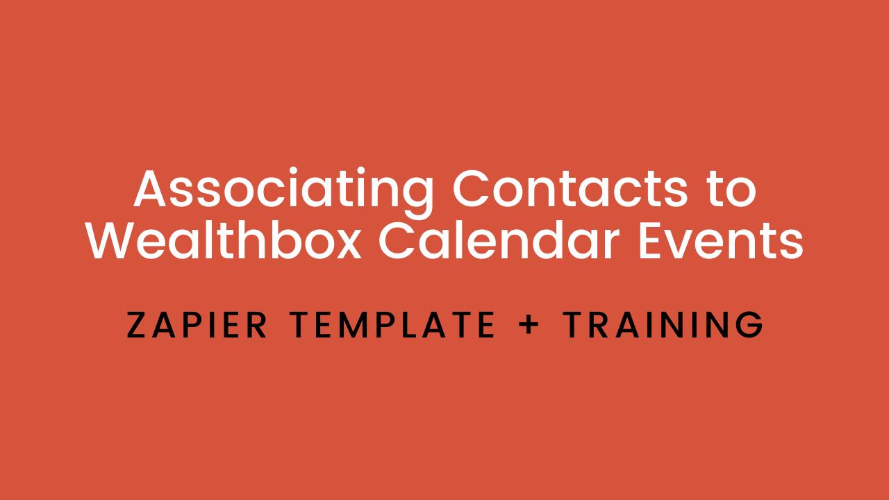 0trtqpgbspksmzjwlvbv associating contacts to wb calendar event