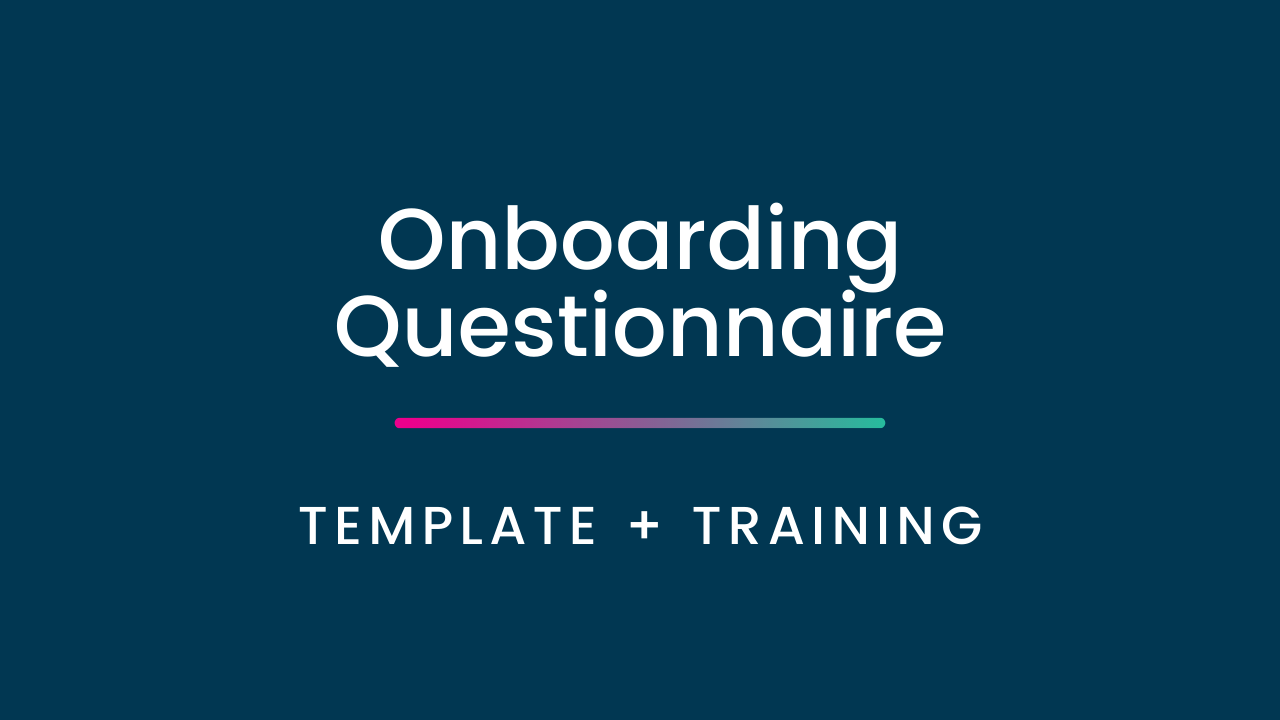 Hxhqx6acrh6cwt8oszbx onboarding questionnaire