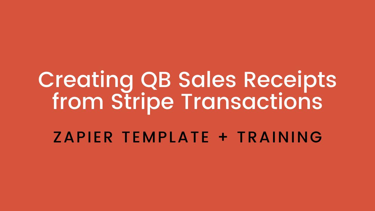 Gjaxz22ernck1fjemurw qb sales receipts from stripe transactions