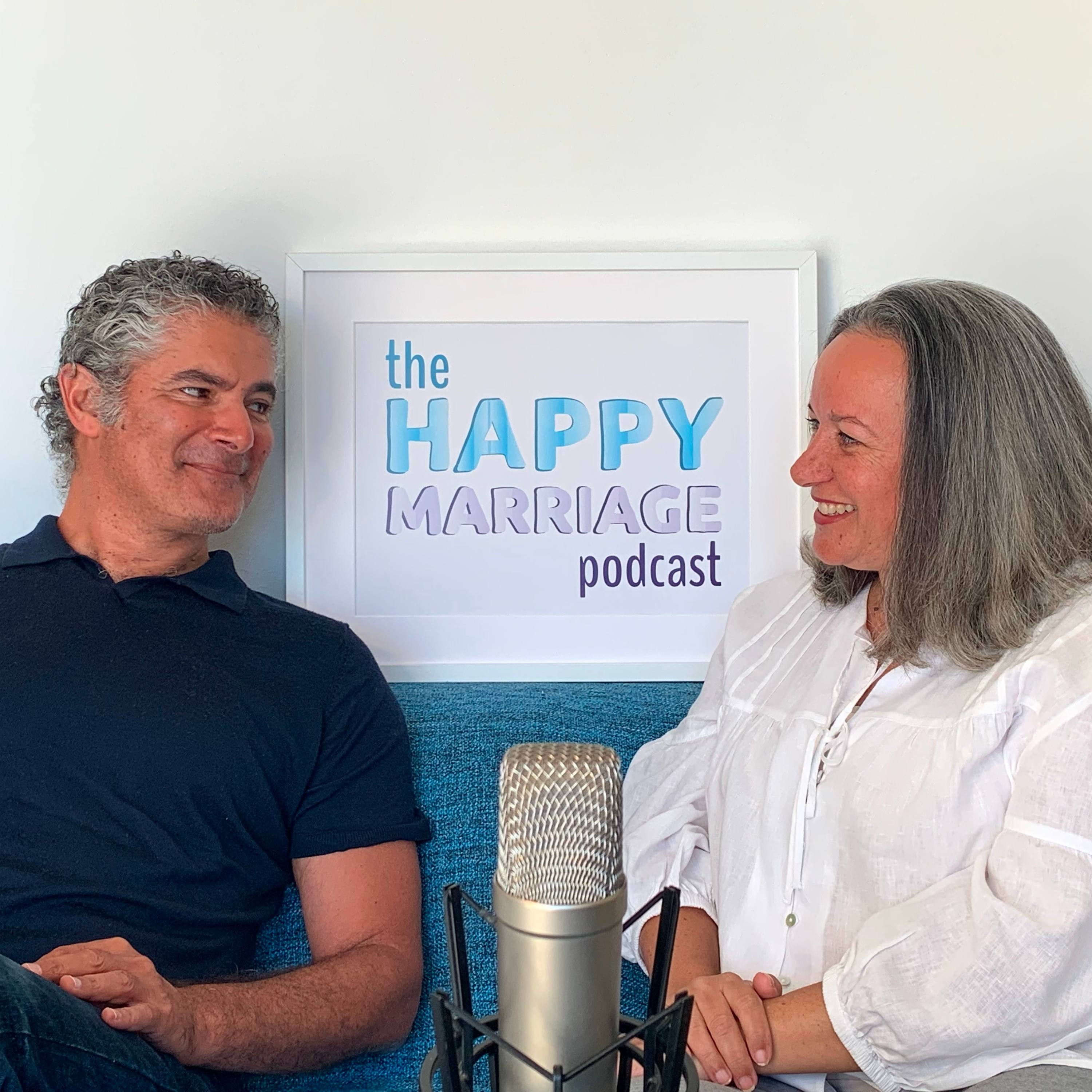 The Happy Marriage Podcast