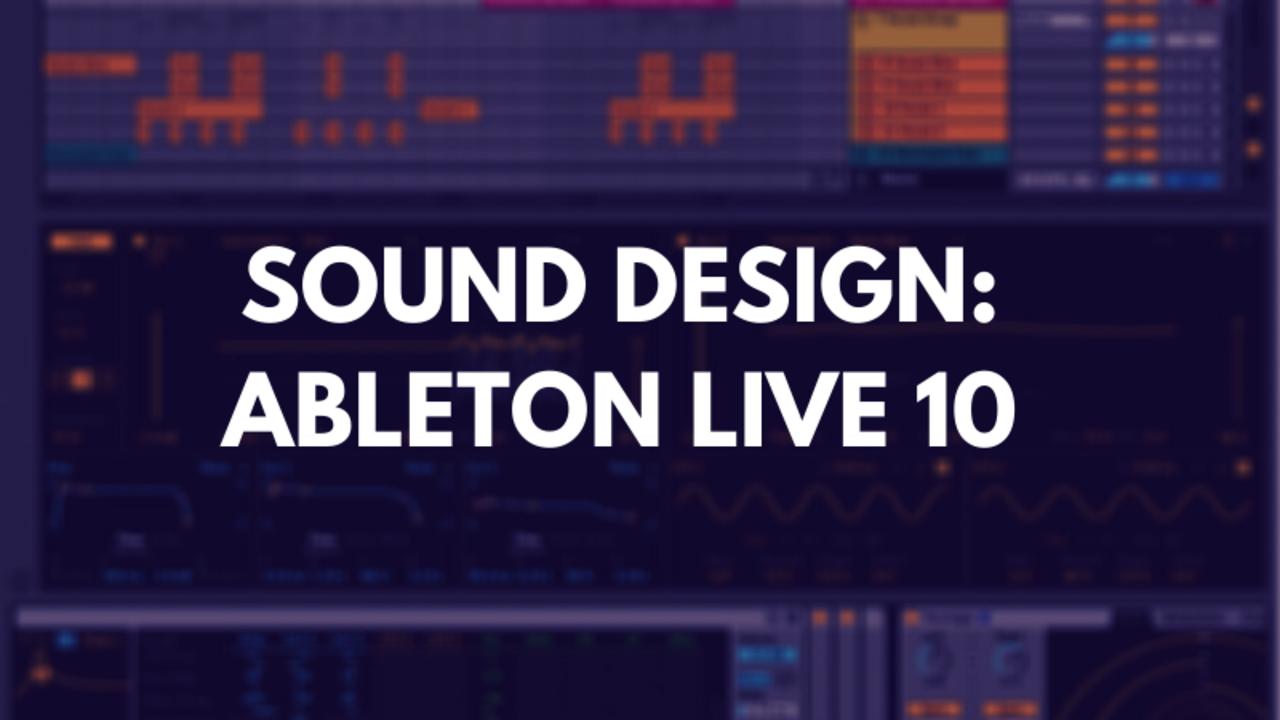 9lymaazstnstauf47sdt sound design ableton live 10