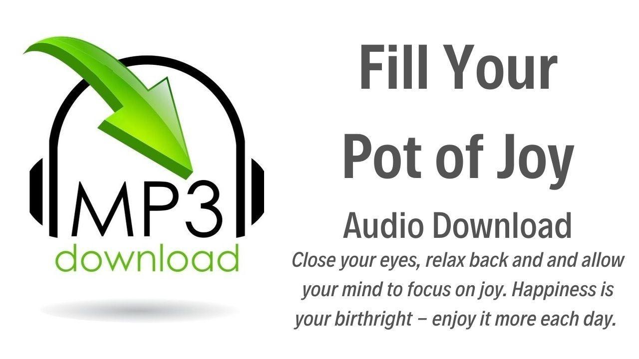 Uzuzcvaksbafc9wsh09r audio download fill your pot of joy