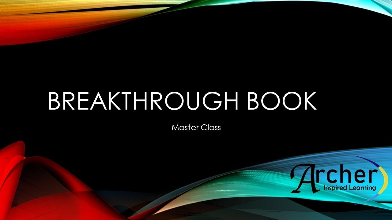 Sfqgvewqsoapxjh81blg breakthrough book