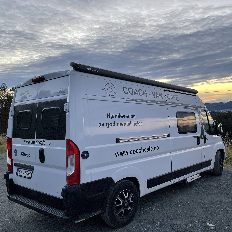 Coach Van Cafe Podcast