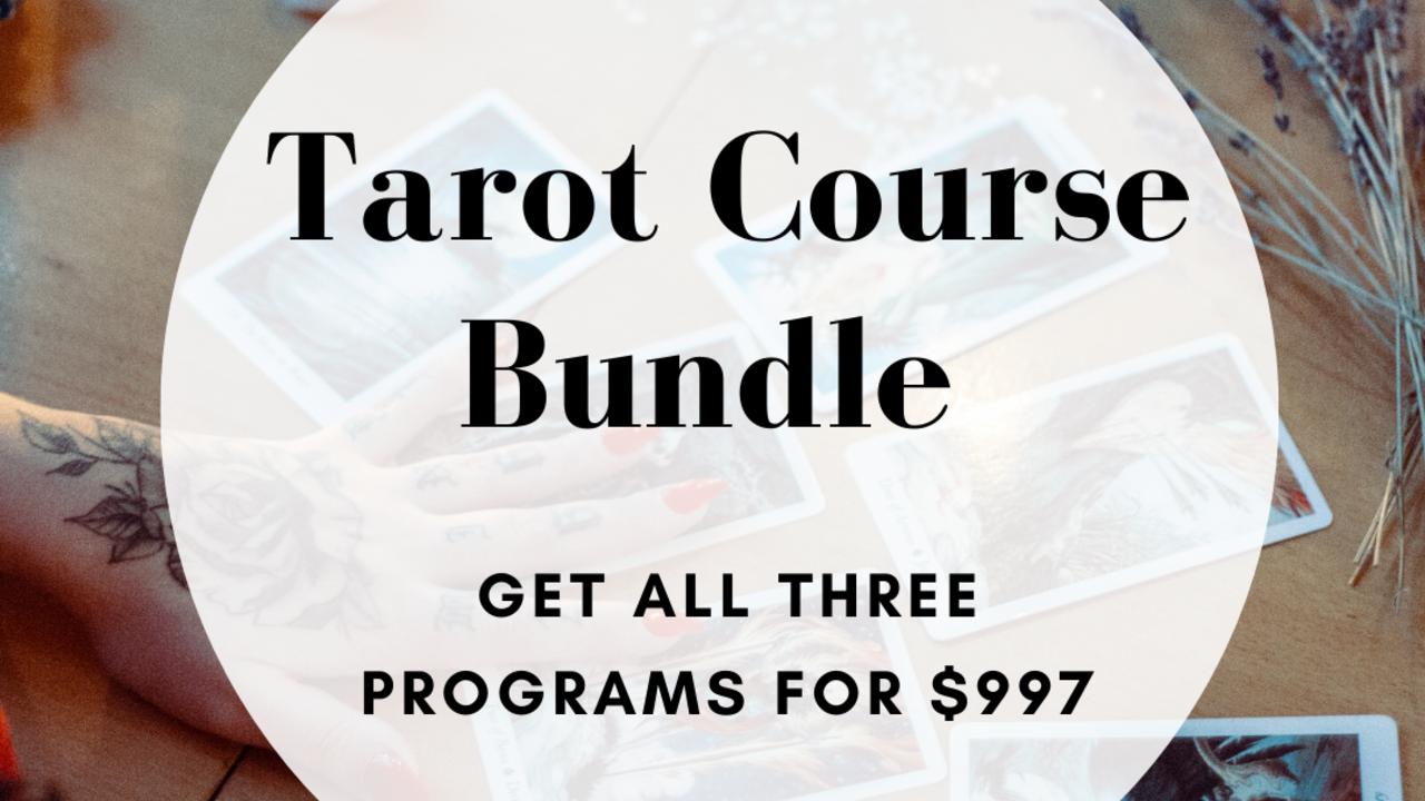 Kcq3thplremowunlafhv tarot course bundle