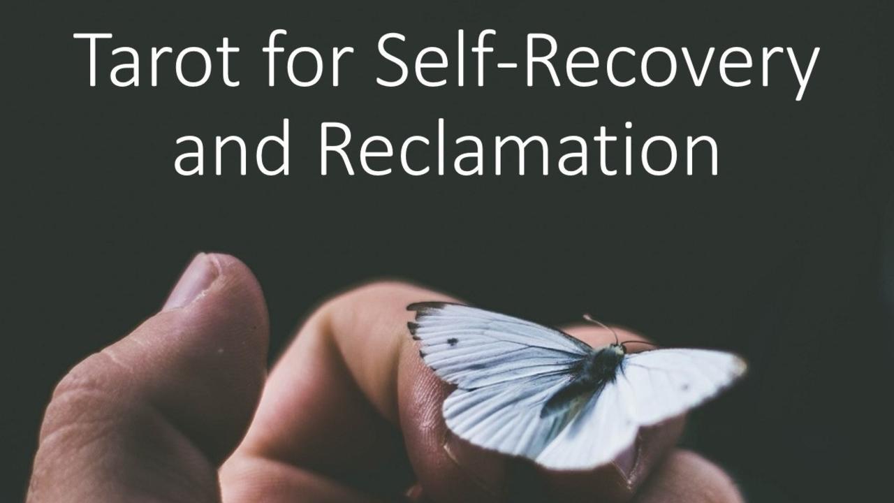 Bezkqchqyabxpswjfizc tarot for self recovery main image
