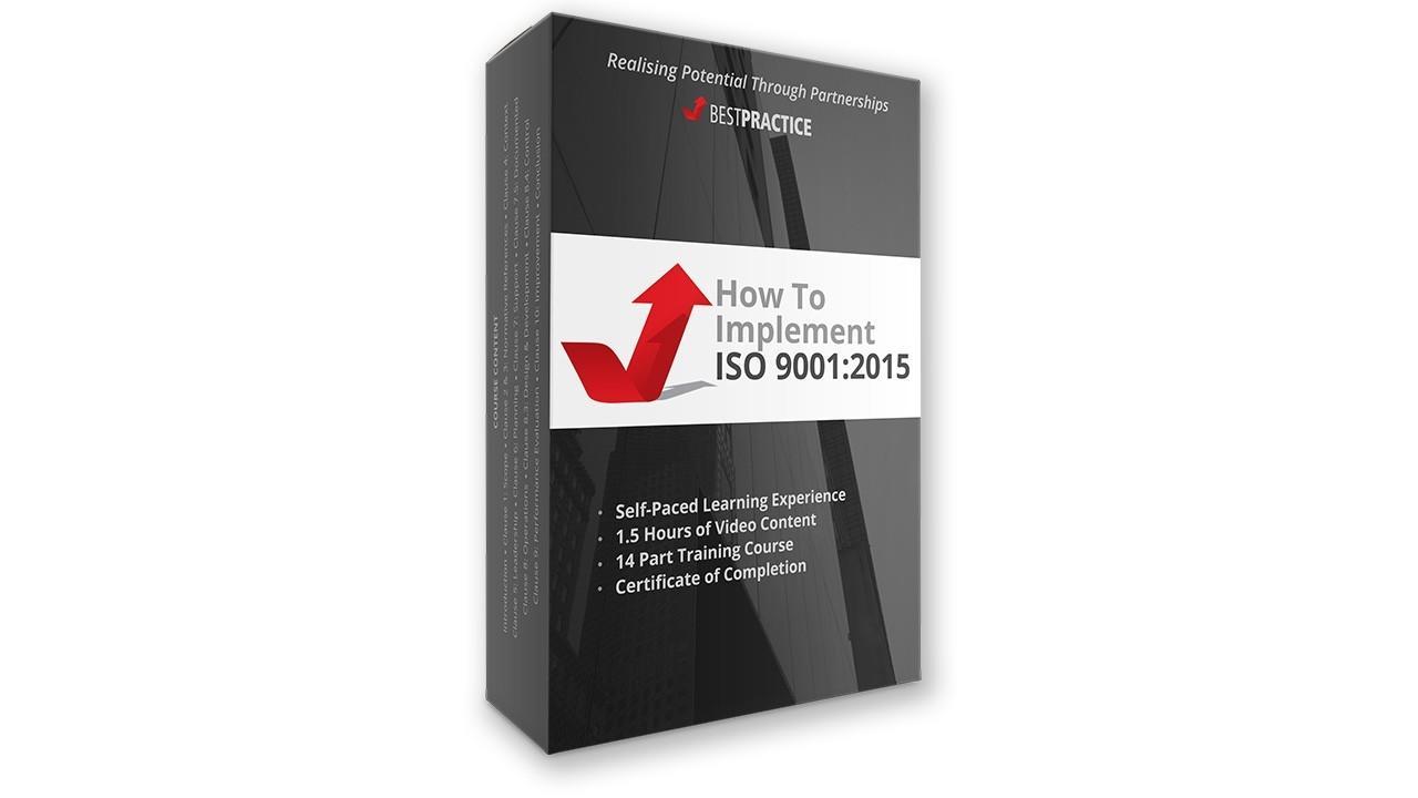 Uqv9isakrqj7myav04pd iso9001 how to implement