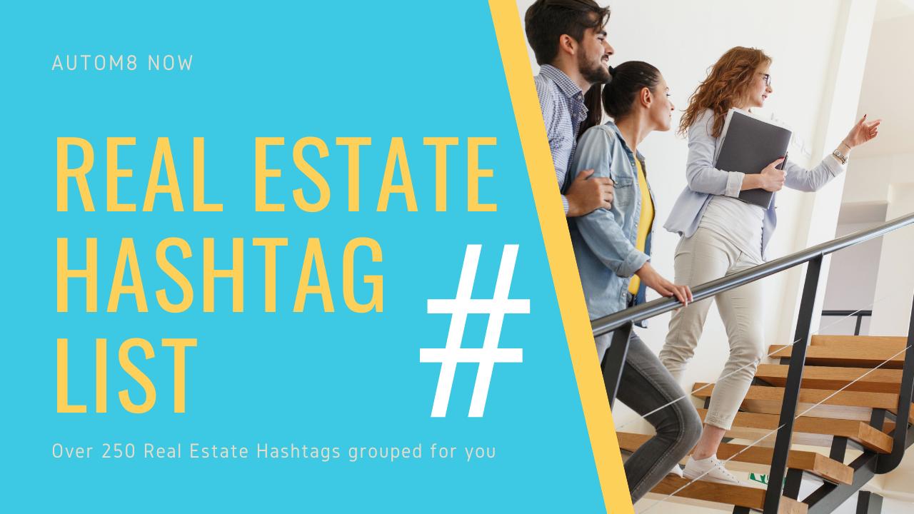 Ywowqwpktsmsofjojncz real estate hashtag list