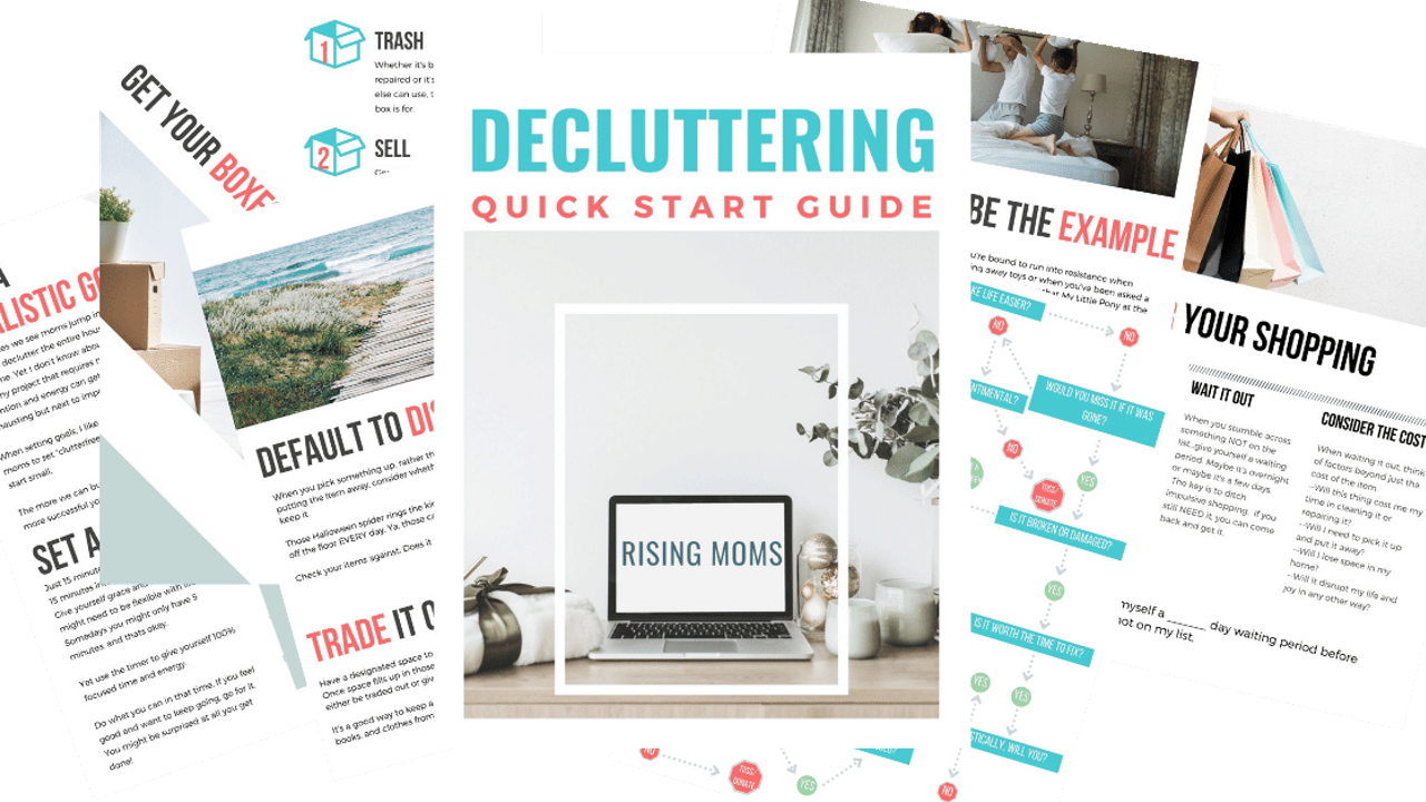 Yhll1dzpqtkl2h1q0eva decluttering quick start graphic