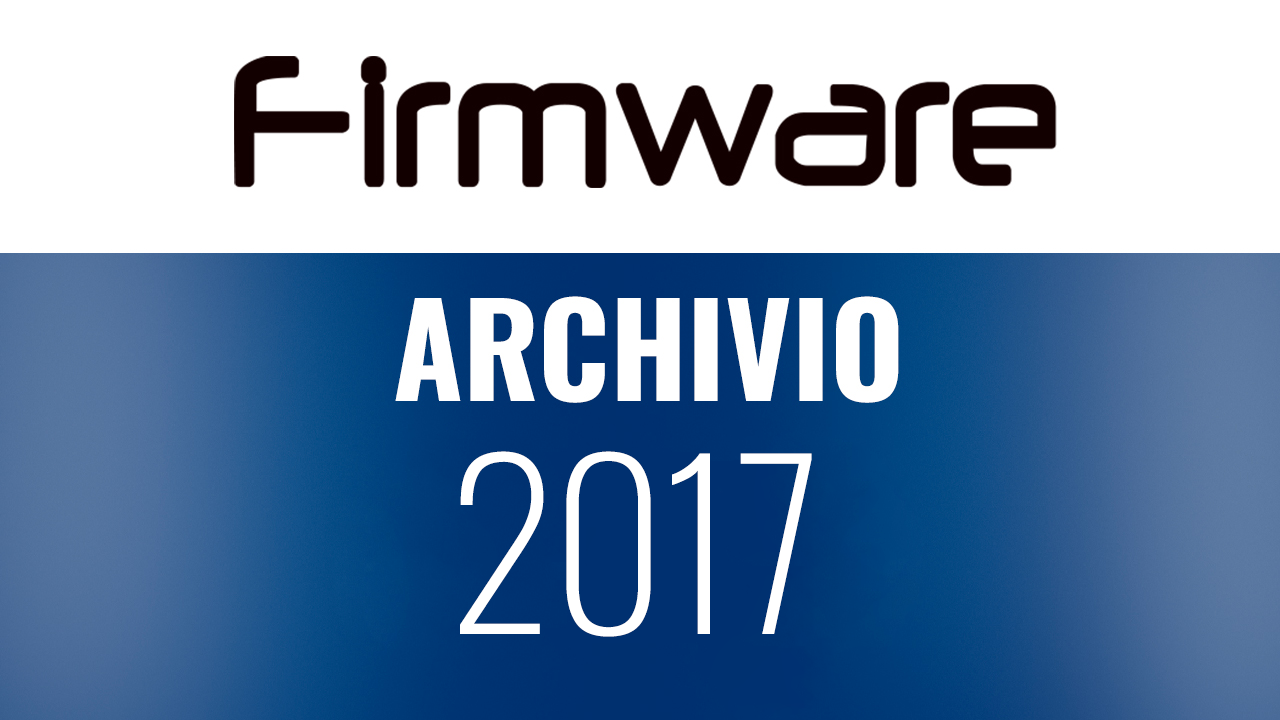 Jdrqkxfqtxc2rgfkj2wv copertina sez firmware 2017