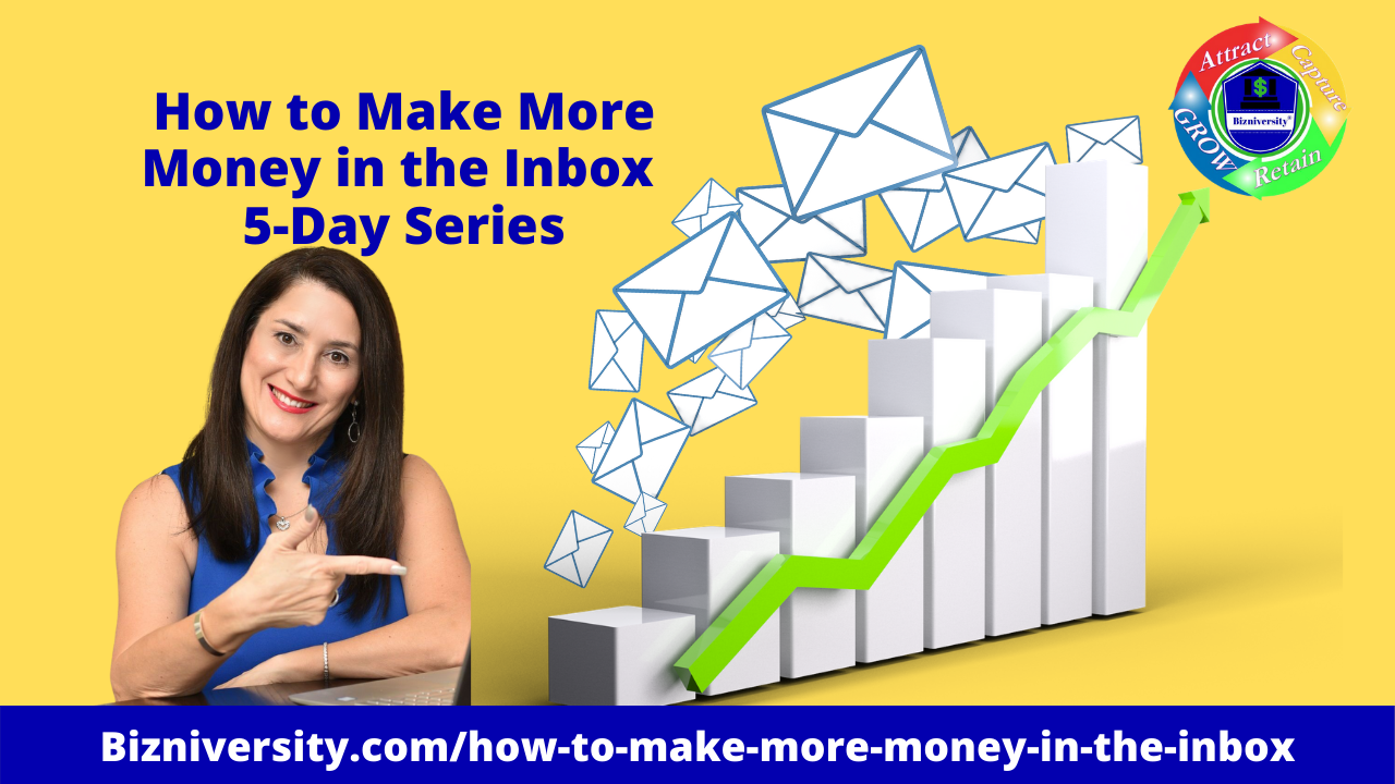 Naz56hrqzajzqob9c7mp how to make more money in the inbox 5 day lunch learn series